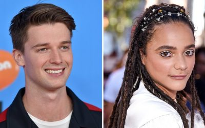 Patrick Schwarzenegger and Sasha Lane to Star in Movie Thriller 'Daniel Isn't Real'