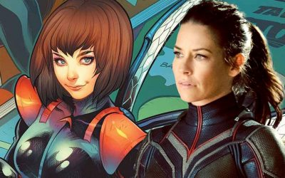 Is Marvel's Future Female?