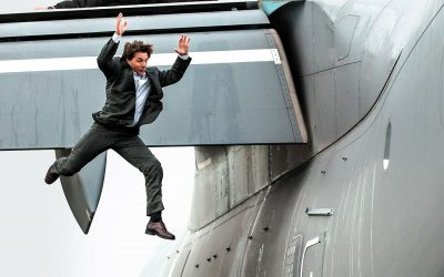 How Tom Cruise's Stunt Fever Became the Measure of His Stardom
