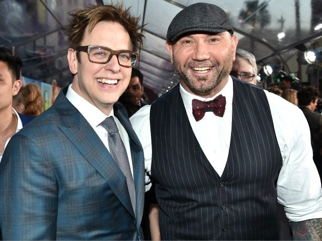 Dave Bautista Speaks Against James Gunn Firing