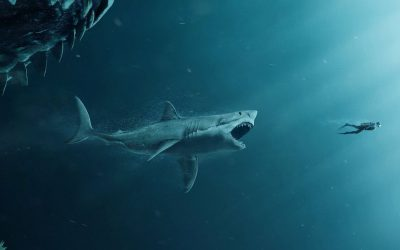 'The Meg' Remains top of International Box Office