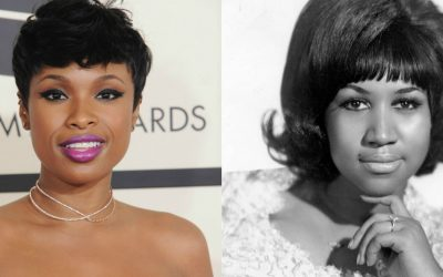 "Jennifer Hudson to Play young Aretha Franklin in Biopic ""Amazing Grace"""