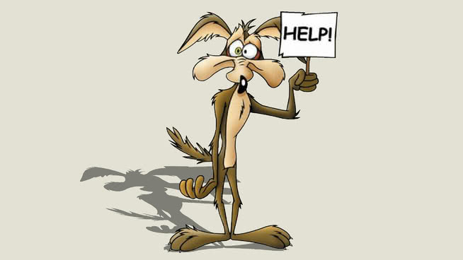 Warner Bros. Working on a Wile E. Coyote Movie