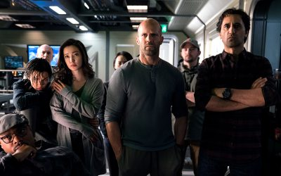 'The Meg' Makes Strong $45.3 Million Debut