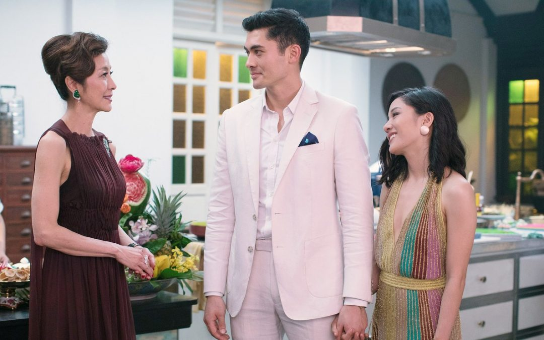 'Crazy Rich Asians' the Best Labor Day Showing in Over a Decade