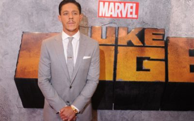 'Luke Cage's  Theo Rossi Joins Mary J. Blige in 'Body Cam'