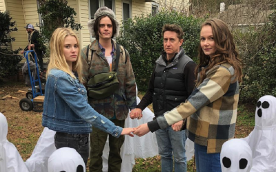 How Blumhouse Got Everything Right About Producing a 'Halloween' Sequel