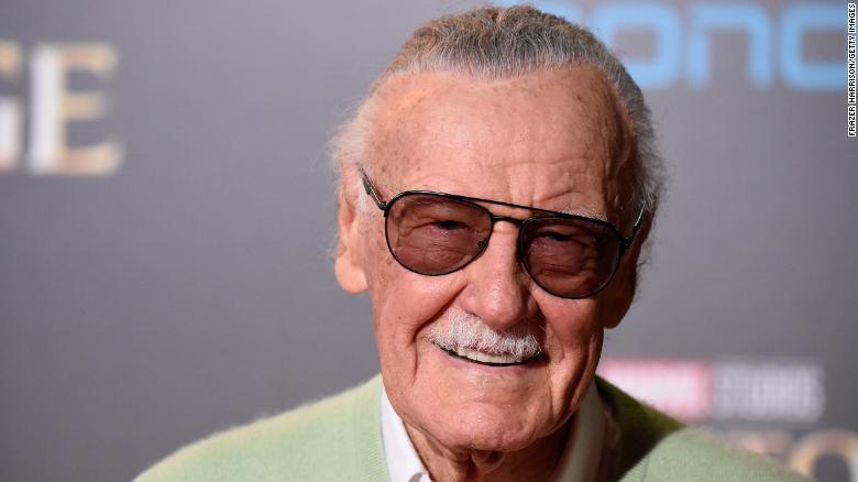 Marvel Comics Stan Lee Dies at 95