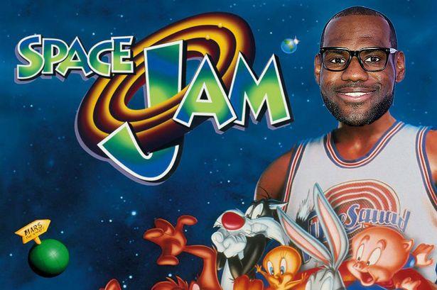 LeBron James' 'Space Jam 2' Set to Film in California