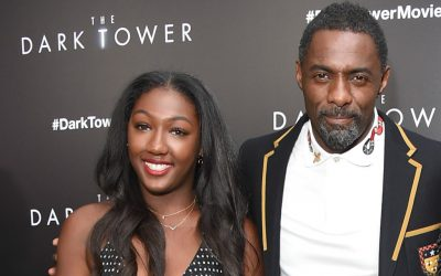 Idris Elba's Daughter Isan Is 2019 Golden Globe Ambassador