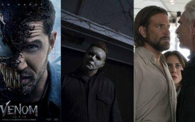 'Halloween' Dominates Overseas, 'Venom' Surpasses $500 Million Globally