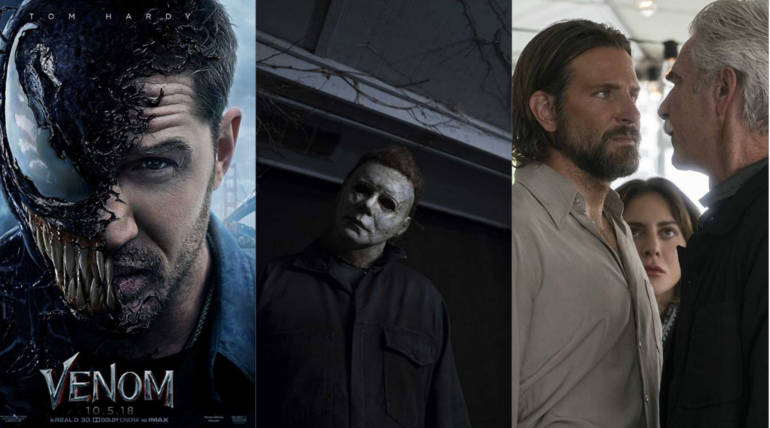 'Halloween' Dominates Overseas, 'Venom' Surpasses $500 Million Globally