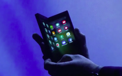 Samsung to Launch Foldable Phone in 2019