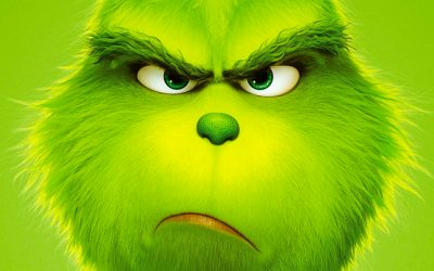 'The Grinch' set to Steal Box Office Crown With $55 Million-Plus Debut