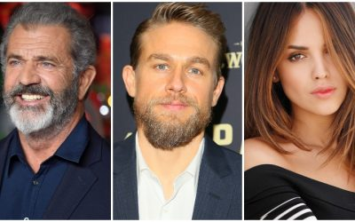 Charlie Hunnam and Mel Gibson Join Action-Thriller 'Waldo'