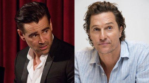 Michelle Dockery, Collin Farrell Join Matthew McConaughey's 'Toff Guys'