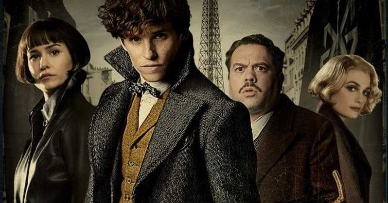 'Fantastic Beasts: Crimes of Grindelwald' Passes $400 Million, 'Venom'  Tops $800 Million
