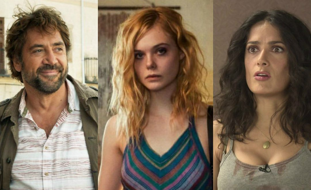 Javier Bardem, Elle Fanning and Salma Hayek to Star in Sally Potter Drama