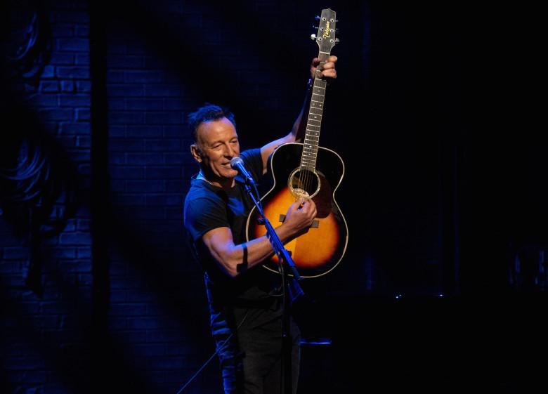 Watch 'Springsteen on Broadway' Trailer