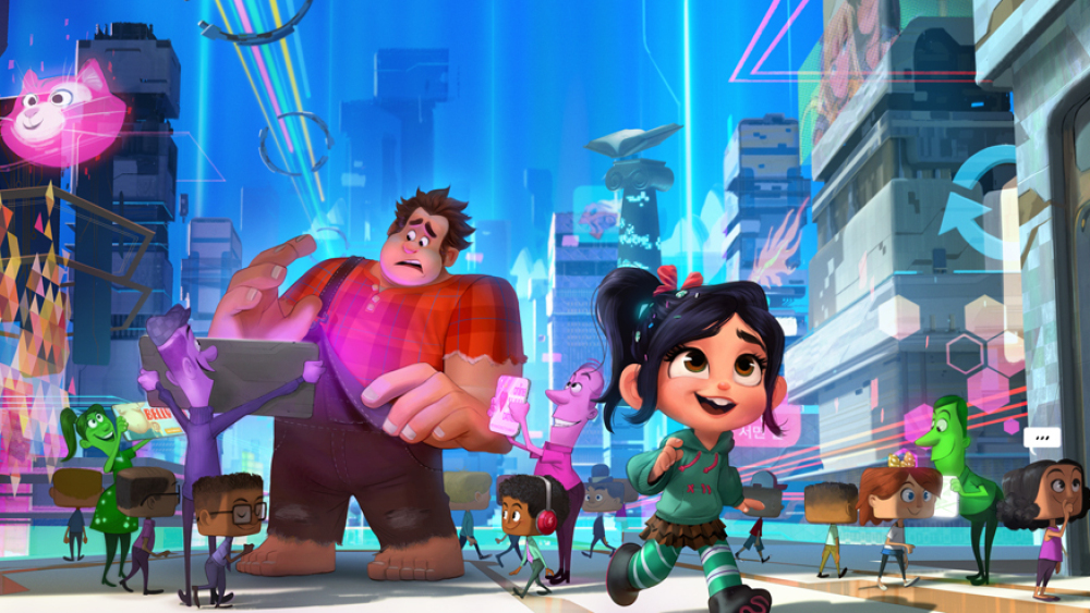 'Ralph Breaks the Internet' Tops Thanksgiving Box Office,  'Robin Hood' Stumbles