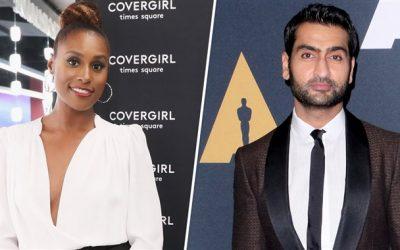 Kumail Nanjiani, Issa Rae to Star in 'Lovebirds'