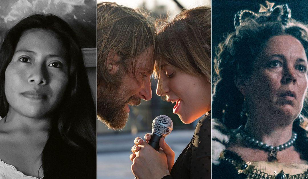 'Roma,' 'The Favourite' Dominate Oscar Nominations