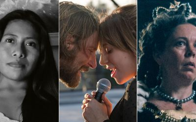 'Roma,' 'The Favourite' Dominate Oscar Nominations