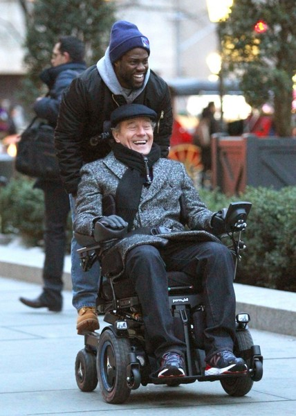 Kevin Hart's 'The Upside' Opens With $1.1 Million in Preview Showings