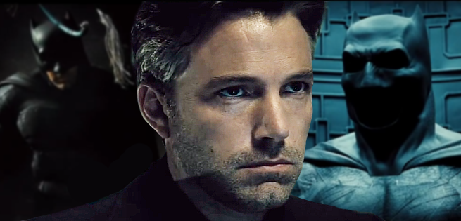 Ben Affleck Out as Bruce Wayne in 'The Batman'