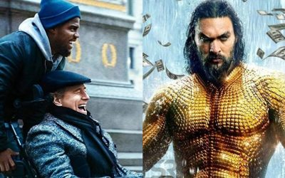 Can 'The Upside,' 'A Dog's Way Home' Dethrone 'Aquaman'?