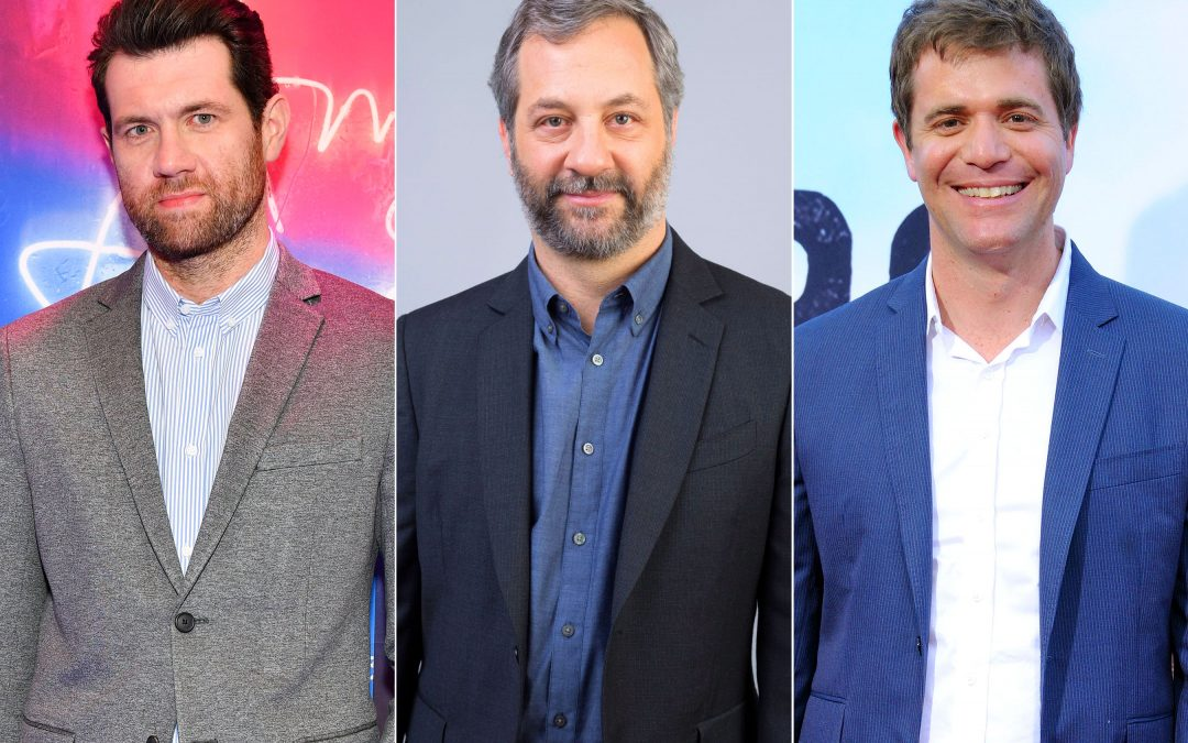 Billy Eichner Teams Up With Judd Apatow, Nick Stoller for Romantic Comedy
