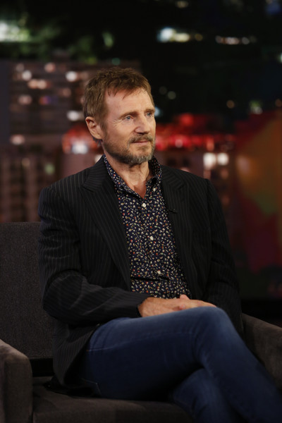 Liam Neeson Says he is not Racist on Controversial comments