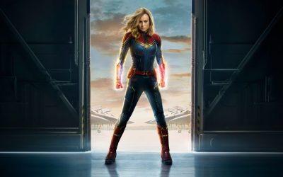 'Captain Marvel' Ends Box Office Myths About Female Superheroes