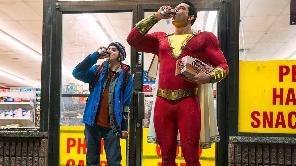 'Shazam!' Shows how good a Mid-Budget Superhero Movie could be