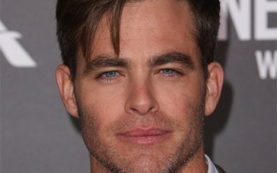 Chris Pine to Star in 'Violence of Action'
