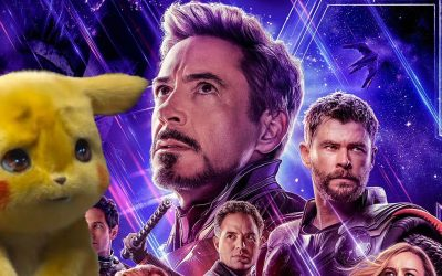 'Avengers: Endgame' Still No. 1, 'Detective Pikachu' Debuts With Solid $58 Million