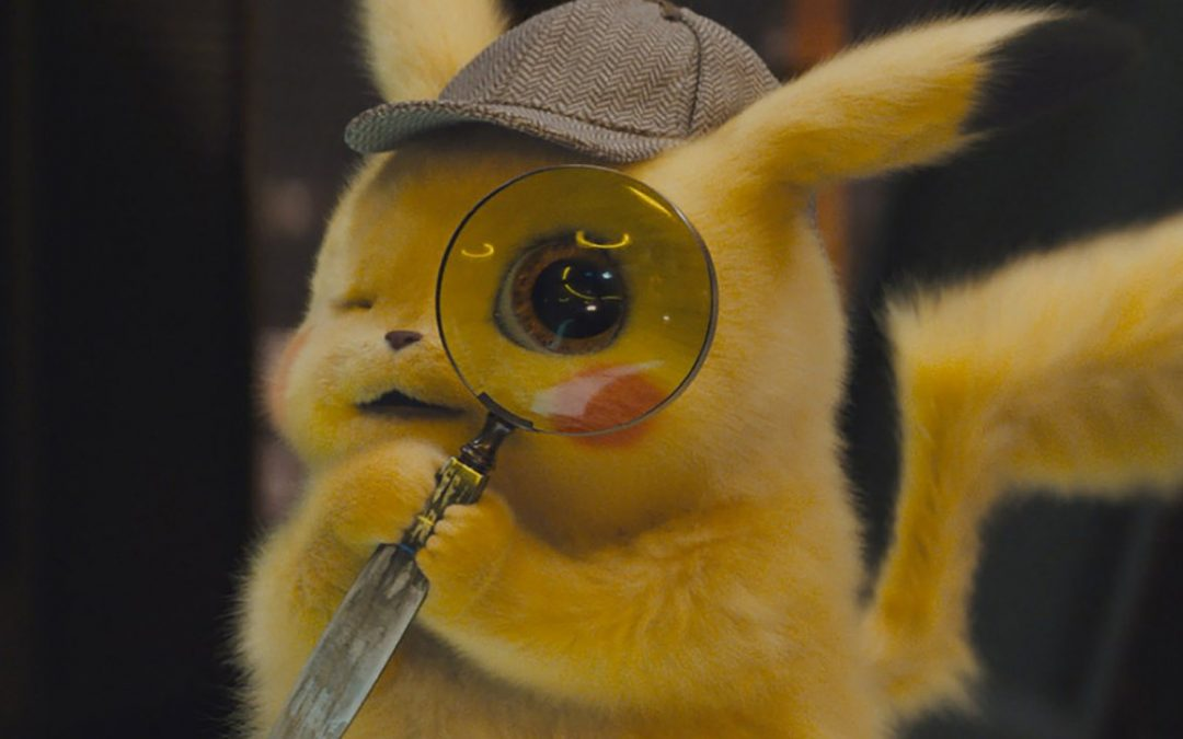 'Detective Pikachu' is Again No. 1 at International Box Office