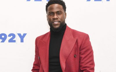 Kevin Hart Developing 'Scrooged' Movie Remake With Paramount