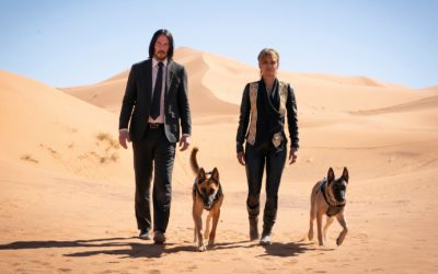 'John Wick: Chapter 3' Wins at Golden Trailer Awards