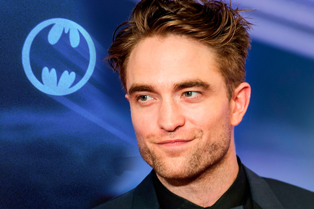Robert Pattinson Is 'The Batman'