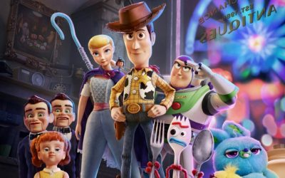'Toy Story 4' Predicts Huge $100-150 Million Opening Weekend