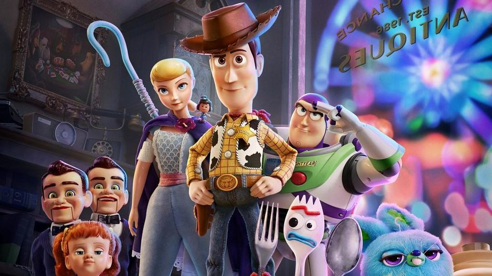 'Toy Story 4' Bests 'Annabelle Comes Home' and 'Yesterday' in Box Office Earnings
