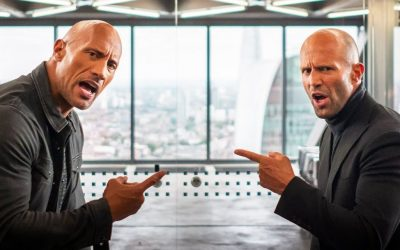 'Hobbs & Shaw' At the Top