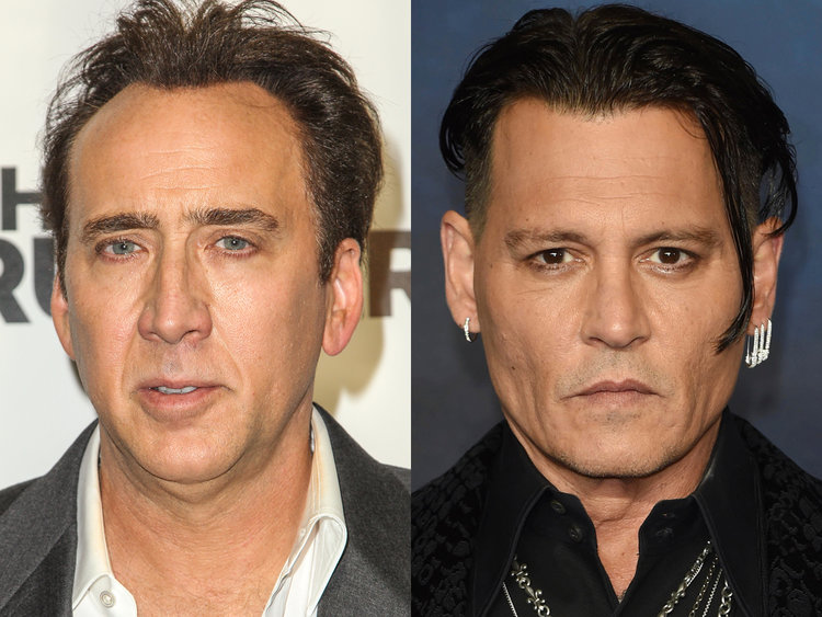 Nicolas Cage Discusses Holy Grail Searches With Johnny Depp