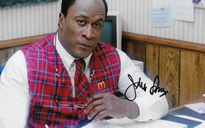 John Amos Returns for Eddie Murphy's 'Coming 2 America' Sequel