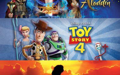 Disney Breaks Own Global Box Office Record