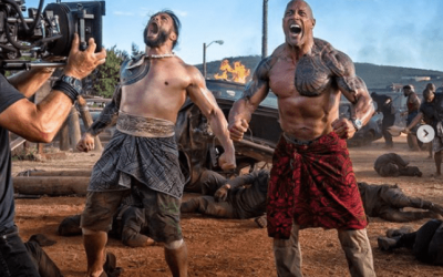'Hobbs and Shaw' Behind the Scenes