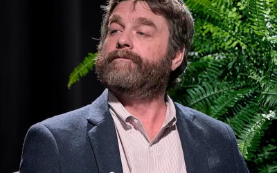 Zach Galifianakis Apologizes For Calling Bradley Cooper a 'Hot Idiot' in 'Between Two Ferns'