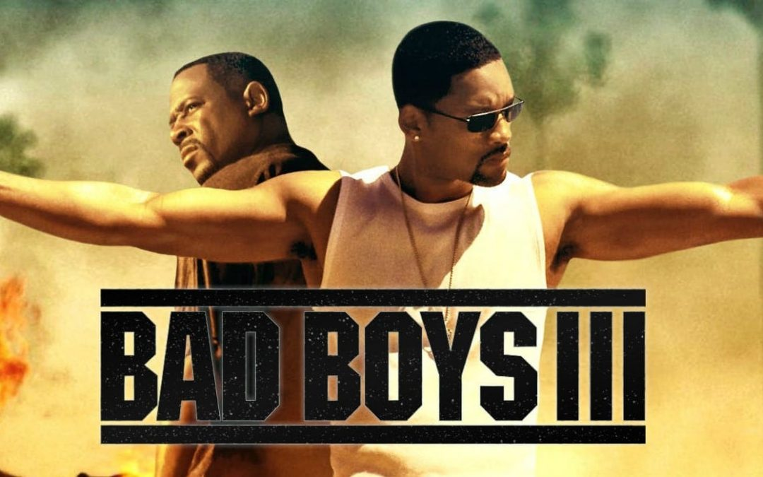 First Look at Will Smith and Martin Lawrence in Bad Boys Trailer