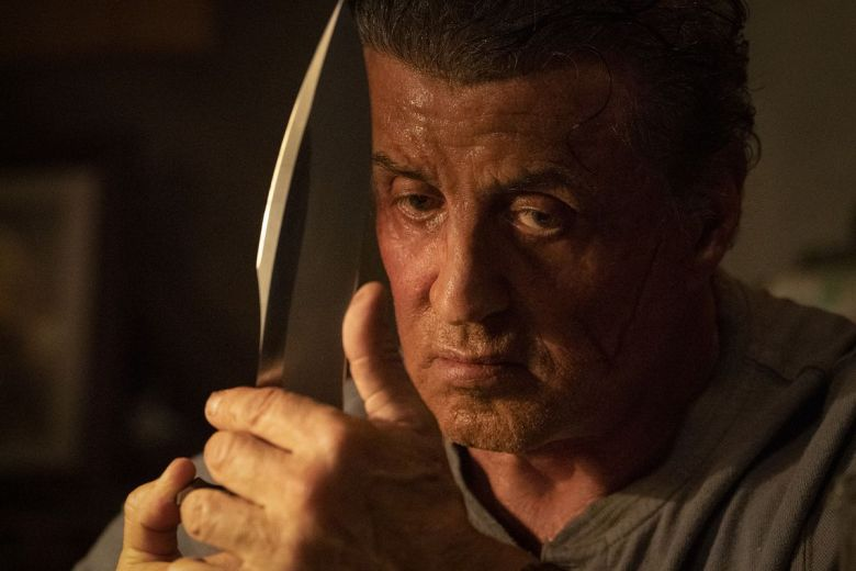 Sylvester Stallone on Returning as Raambo: 'The Warrior Can Never Find Peace'